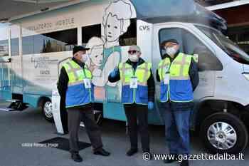 """Monchiero aderisce al progetto """"Mercoledì vaccinale – con punto mobile periferico"""" dell'Asl Cn2 (FOTO e VIDEO-INTREVISTE) - http://gazzettadalba.it/"""