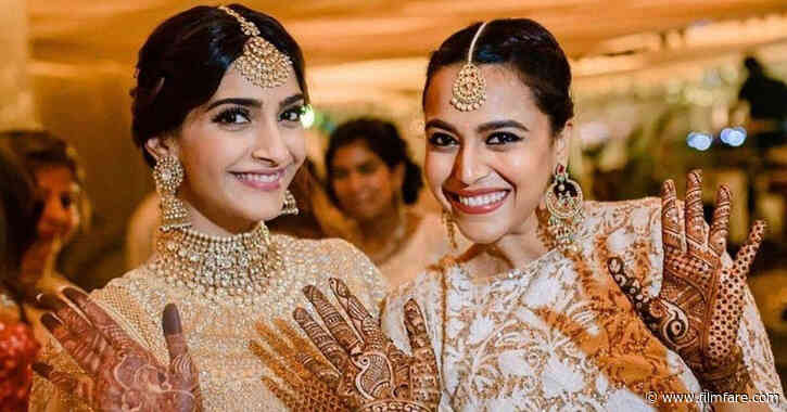 Sonam Kapoorâs birthday wish for her behen aka Swara Bhasker is all things heart