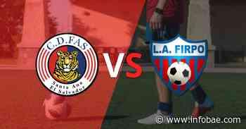 CD FAS goleó a Luis Angel Firpo por 3 a 1 - infobae