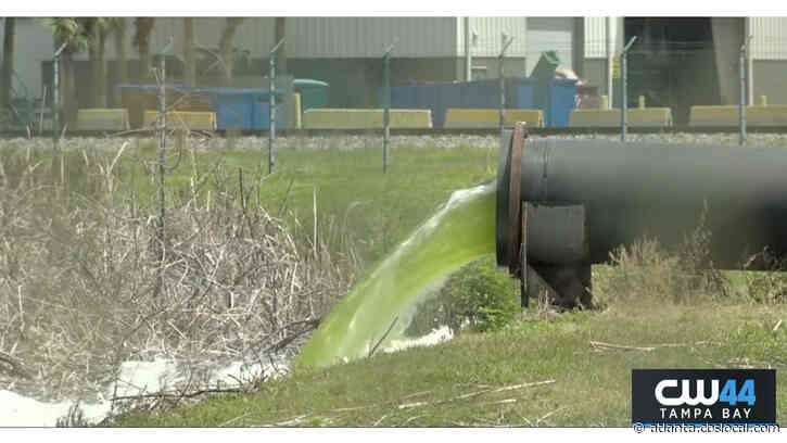 FL State Senators Consider Adding $200M Towards Piney Point Cleanup