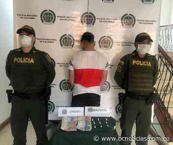 En Aguadas capturaron a un hombre portando estupefacientes - BC Noticias