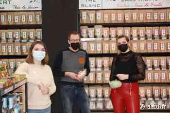 A Basse-Goulaine, un magasin de thés ouvre à Pôle Sud - L'Hebdo de Sèvre-et-Maine