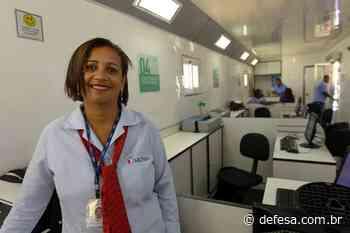 Itabuna, Jacobina e Lauro de Freitas recebem carreta do SAC Móvel - Defesa - Agência de Notícias