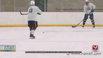 Oklahoma Warriors Ice Hockey Team To Host First Invitational Tournament - news9.com KWTV