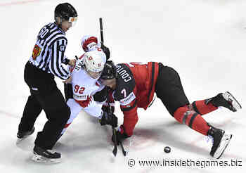 IIHF confirms officials for Men's Ice Hockey World Championship in Riga - Insidethegames.biz