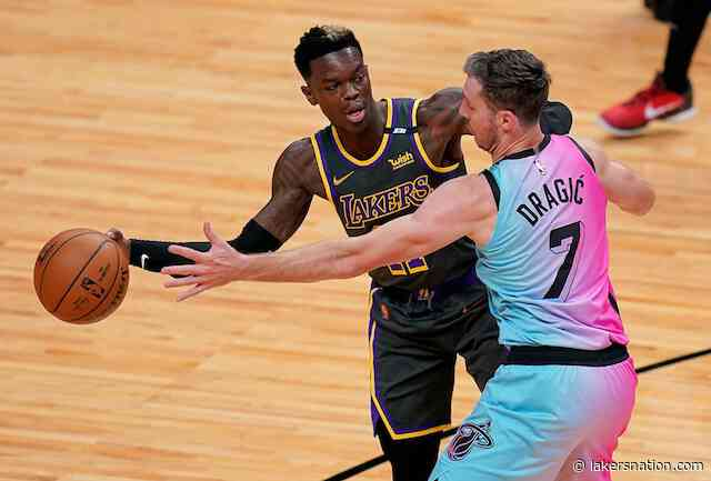 Lakers News: Dennis Schroder Admits Need To Take Better Care Of Basketball