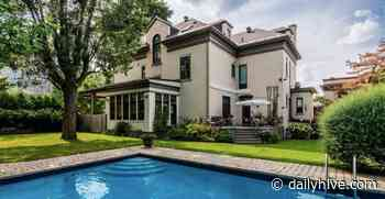 François Legault's Outremont home is on the market for $4.9 million | Urbanized - Daily Hive