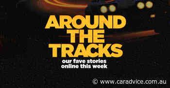 Around the tracks: YouTuber jumps a Lamborghini Urus over an Aventador