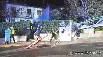 Incendio a Casteggio, 94enne morto nel suo letto - IL GIORNO