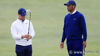 McIlroy: Tiger Woods geht es besser als gedacht - LAOLA1.at