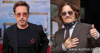 Robert Downey Jr Still Keen On Bringing Johnny Depp On Board For Sherlock Holmes 3? - Koimoi