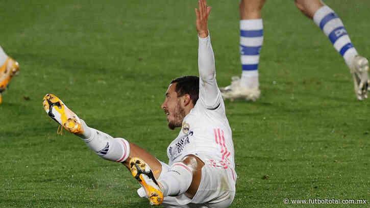 Eden Hazard, 352 días sin ser el Galáctico del Real Madrid