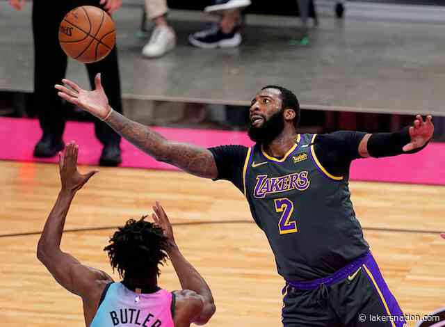 Andre Drummond Believes It Will Take Time To Get Acclimated But Lakers Will Be 'Fine' Once Healthy