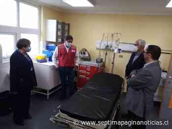 Municipio lanza plan de apoyo al hospital de Linares en medio de la crisis sanitaria por el Covid-19 - Septima Pagina
