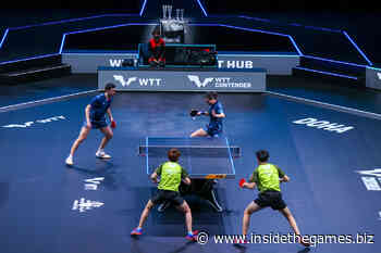 World Table Tennis plans to stage Chinese hub after Tokyo 2020 Olympics - Insidethegames.biz
