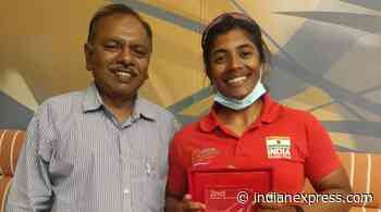 From dancer to sailor: Olympics-bound Nethra Kumanan's journey - The Indian Express