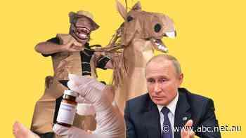 Friday News quiz: Carla Zampatti, Vladimir Putin, Tokyo Olympics and Australia's COVID vaccine roll-out - ABC News