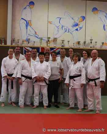 Mouy. Rendez-vous avec les judokas anglais | L'Observateur de Beauvais - L'observateur de Beauvais