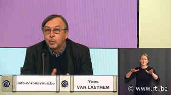 """Yves Van Laethem: """"Le chemin est encore long pour arriver à l'étape suivante"""" - RTL info"""