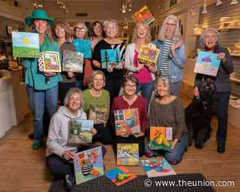 Art Works Gallery hosts community fundraiser to support youth arts - The Union of Grass Valley