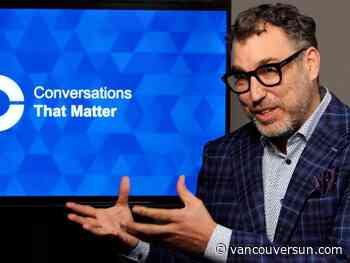 Conversations That Matter: Investing in the arts - Vancouver Sun