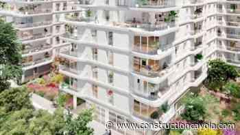Novaxia Investissement réalise 300 logements à Clichy - Construction Cayola