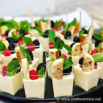 """Lemon dessert recipes from """"Love in a Tuscan Kitchen"""" - The Florentine"""
