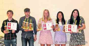 Crothersville gives out winter sports awards - Seymour Tribune