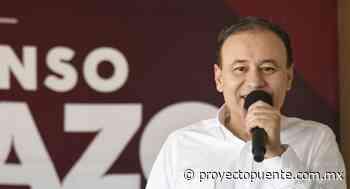 Crear corredor fiscal Nogales-Guaymas y ampliar las aduanas de Sonora, propone Alfonso Durazo - Proyecto Puente