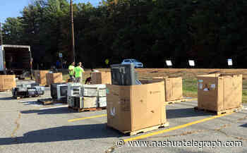Rotarians host drive-by electronics recycling fundraiser Saturday in Hudson - Nashua Telegraph