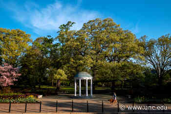Campus update on Arts Everywhere, vaccines and fall planning | UNC-Chapel Hill - UNC Chapell Hill