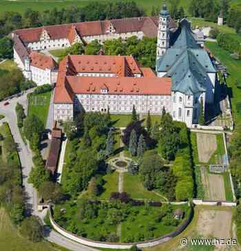 Während des Zweiten Weltkrieges: Unter den Nazis: Als das Kloster Neresheim zum Lager für Umsiedler wurde - Heidenheimer Zeitung