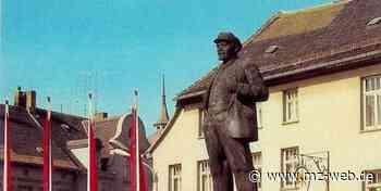 Debatte in Eisleben um den Verbleib des Lenin-Denkmals - Mitteldeutsche Zeitung