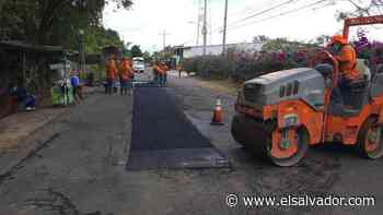 Paso vehicular entre Ahuachapán y Concepción de Ataco será restringido a un carril, toma nota de los horarios - elsalvador.com