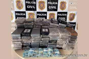 26/03/2021 10h23 Polícia Civil desarticula esquema de exportação internacional de droga em Barcarena - Para