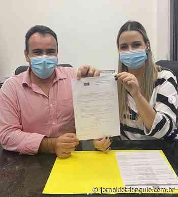 """Tupaciguara adere ao Programa """"Prefeito Amigo da Criança"""" - Jornal do Triângulo"""