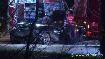Dornach SO: Deutscher mit 142 km/h nahe der Stelle von tödlichem Horrorcrash geblitzt - 20 Minuten