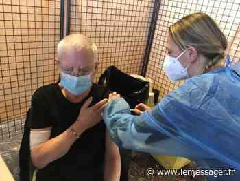 Thonon-les-Bains : le centre de vaccination déménage à Vongy - Le Messager