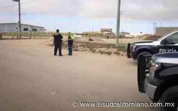 Investigan muerte en Guerrero Negro - El Sudcaliforniano