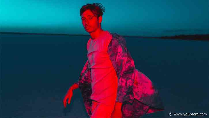 Flume Confirms New Album, Shares First-Look with Forthcoming NFT Drop
