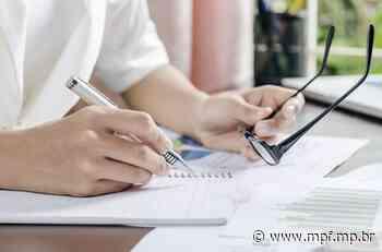PRM-BACABAL convoca candidato aprovado no processo seletivo de estágio em Direito - MPF