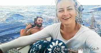 Installée à Clohars-Fouesnant, la jeune Belge a parcouru 20 000 milles nautiques en bateau-stop - Le Télégramme