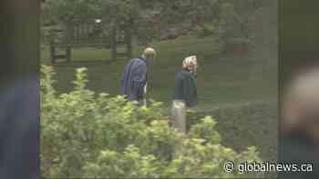 Exclusive BC footage of the Queen and Prince Philip from their visit in Victoria a few years back.