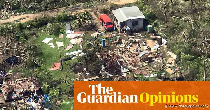Closed borders and Cyclone Harald showed that locals are the best first responders in a disaster | Jill Aru