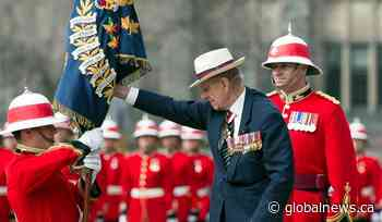 Prince Philip remembered for patronage to the Royal Canadian Regiment and ties to London, Ont.
