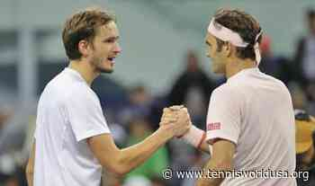 Medvedev suffers 5 players, among whom Roger Federer - Tennis World USA