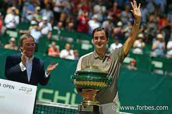 Roger Federer Commits To Playing Halle In 2022, When He'll Be 40 - Forbes