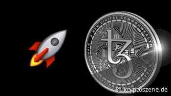 Tezos Kurs Prognose: XTZ/USD steigt 238 Prozent – 12 Dollar bald möglich? - Kryptoszene.de