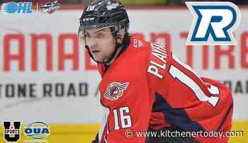 Waterloo's Playfair to continue hockey career in OUA - KitchenerToday.com