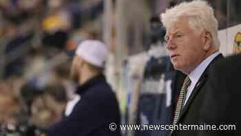 UMaine hockey coach Red Gendron dies - NewsCenterMaine.com WCSH-WLBZ